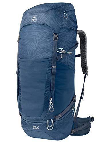 Jack Wolfskin KALARI King 56 Pack Trekking Reise Rucksack, Leaf Dark Sky, ONE Size