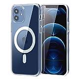 ProBien Designed for iPhone 12 | 12 pro Magnetic Case,