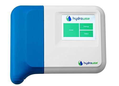Hunter Hydrawise HC-1201i, programador de 12 estaciones con conexión wifi, 230 VAC programador de plástico para interiores