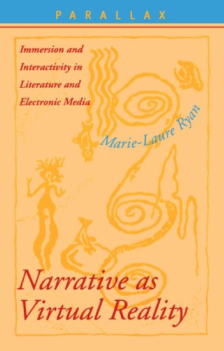 Narrative as Virtual Reality: Immersion and Interactivity in Literature and Electronic Media (Parallax: Re-visions of Cu