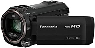 Panasonic HC-V785GW-K Consumer Camcorder (Black)