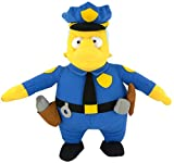 United Labels 1001399The SimpsonsFigura de Peluche Chief Wiggum, Aprox. 31cm