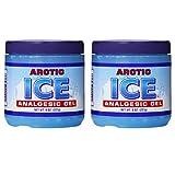 Arctic Ice Analgesic Gel - 8 Oz. (Pack of 2)