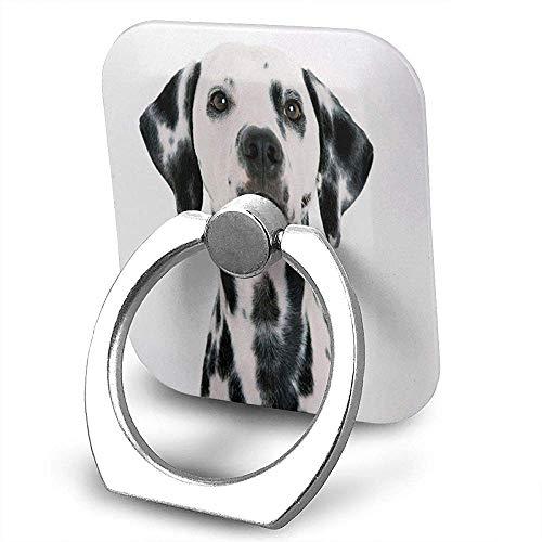 Archiba Handy Fingerring Ständer Dalmatiner Hund 360 & deg; Rotation Geeignet für die meisten Smartphones