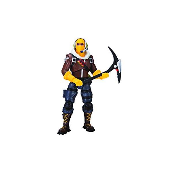 Jazwares-Fortnite figura Raptor (Toy partner FNT0014) coleccionables Teknique, multicolor, talla única , color/modelo… 1