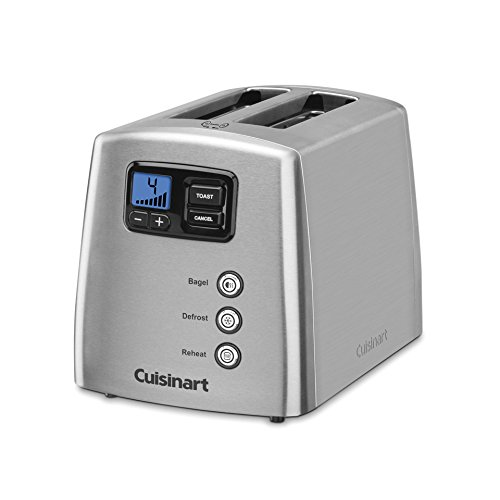 Best cuisinart cpt 415 countdown 2 slice stainless steel toaster review 2021