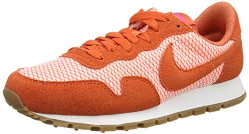 Nike W Air Pegasus '83, Zapatillas de Deporte para Mujer, Naranja (Ttl Crmsn/Ttl Crmsn-Pnk Blst-G), 40.5 EU