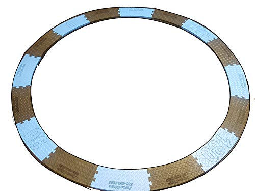 Porta-Circle Discus Insert Conversion to Hammer/Weight Throw Throwing Circle