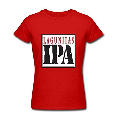 LiliGang Women's Lagunitas Ipa T-Shirts