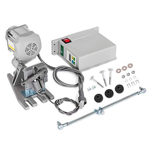 Mophorn Servo Motor CS1000 Sewing Machine Servo Motor 110V 0.75HP 550W Servo Drive Motor Max Speed 4500RPM for Industrial Sewing Machine