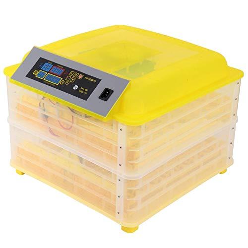 Automatisch Eier Inkubator 112 Eier Inkubator Digital Eier Drehen Hatcher Zum Hähnchen Enten Gans Geflügel Taube Wachtel