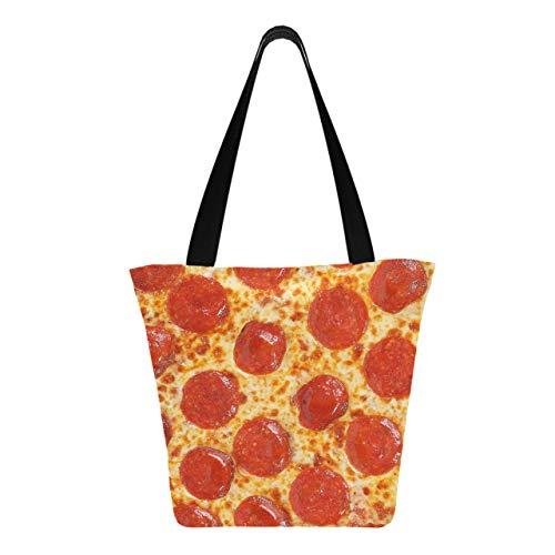 Rainbow Socks - Pizza Pepperoni Mujer Hombre - 4 pares