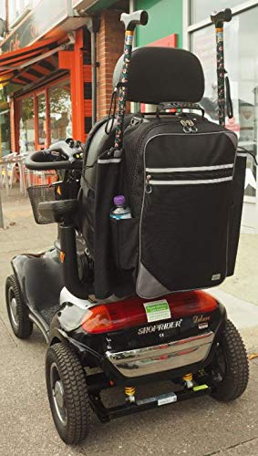 Large bag for mobility scooters (50 x 31 x 15 cm)