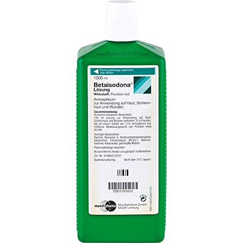 Betaisodona Lösung Reimport ACA Müller, 1000 ml Lösung