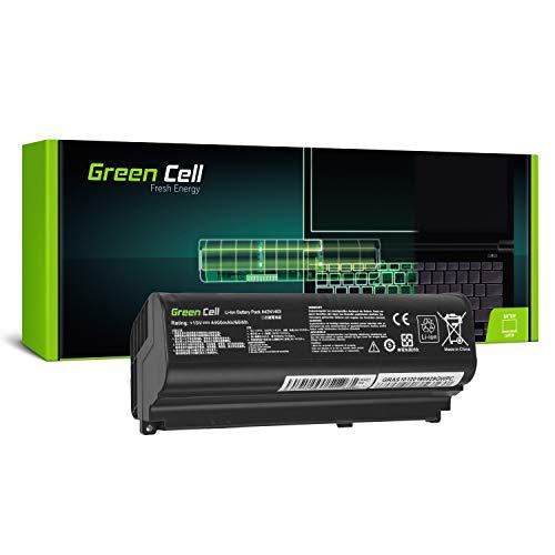 Green Cell® Standard Serie Laptop Akku für Asus ROG G751JT-T7156T G751JT-T7171H G751JT-T7172H G751JT-T7172T G751JT-T7178T G751JT-T7179H G751JT-T7180T (4400mAh 15.0V Schwarz)