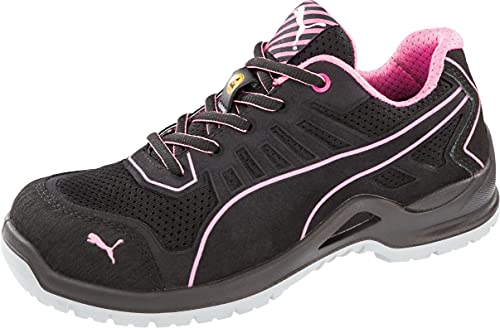 Puma Sportschuh Safety Zapato Fuse TC Pink ESD SRCS1P 38