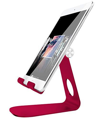 MoKo tablet-standaard 210 Degree Rotating (Red)