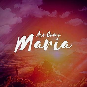 Asi Como Maria (feat. Romy Sagastume)