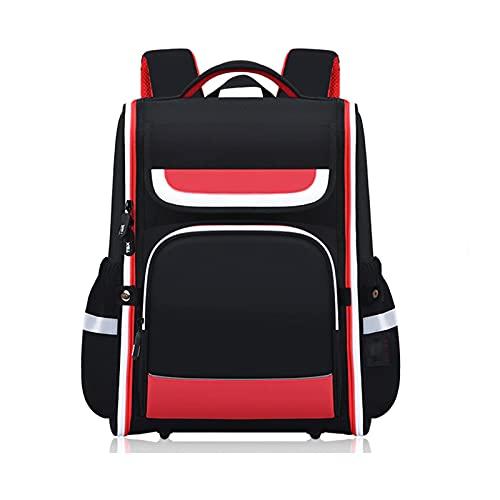 Mochilas impermeables para niños, mini mochila, quiropráctica que alivia ligeramente la carga, mochila preescolar para niños y niñas, mochila de viaje linda (color: E, tamaño: pequeño)