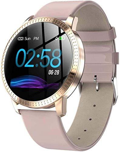GANG Fitness Tracker Smart Fitness Tracker/Smart Pulsera, Bluetooth Al Aire Libre Reloj Inteligente Deportivo Pulsera Gris, Pulsera para Niños Mujeres Hombres Deporte Fitness Rast