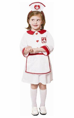 Dress Up America Costume d'infirmière de Croix-Rouge de filles mignonnes d'enfants