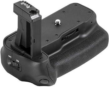 Vello BG-C15-2 Battery Grip for Canon Rebel T7i and 77D
