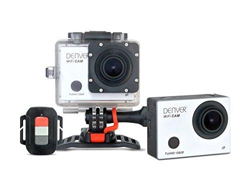 Denver ACT-5030W Full HD Actioncam inkl. wasserdichtem Gehäuse bis 55 m