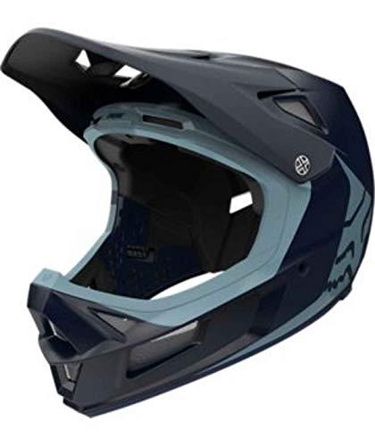 FOX Rampage Comp Infinite Helm Herren Navy Kopfumfang XXL | 63-64cm 2020 Fahrradhelm