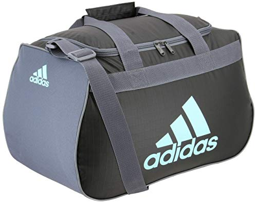 adidas Diablo Small Duffel BagBlack/Energy Aqua/OnixSmall
