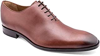 tresmode Men's Rao Black Formal Shoes