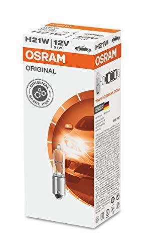 Preisvergleich Produktbild Osram 64136 Original Innenbeleuchtung H21W,  12V
