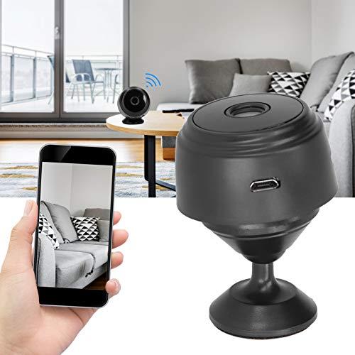 Aoutecen Fuerte adsorción magnética Cámara A9 Cámara de visión Nocturna Cámara de Seguridad Vigilancia de la Tienda para la conducción en casa