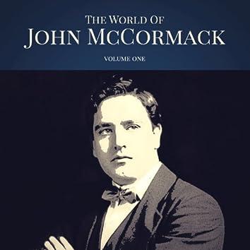 The World of John McCormack Vol. 1