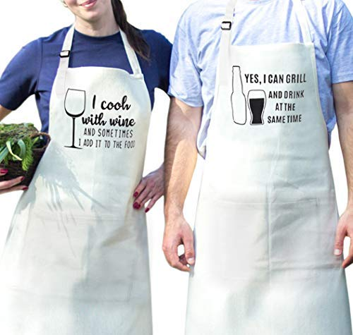 Aprons for Couples