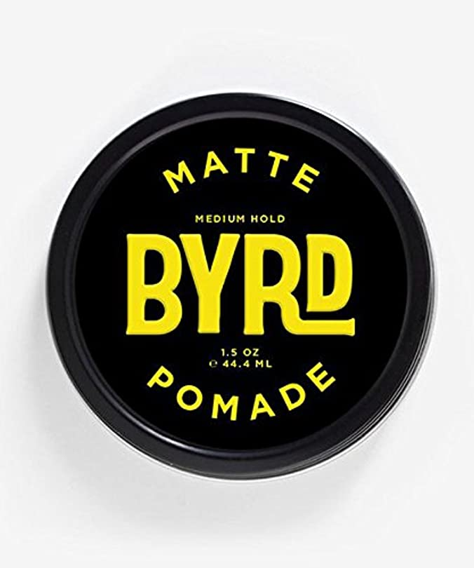 複数従来の信じるBYRD(バード) マットポマード 42g