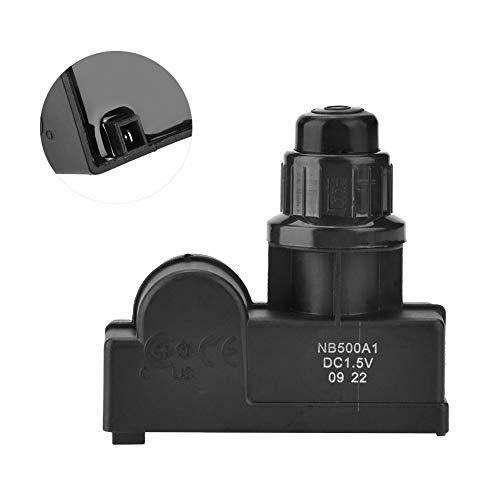 Botón de encendido del generador de chispas Batería de encendido de barbacoa Batería de encendido de parrilla de gas Batería excluida, (1/3 puntos de venta) (tamaño : Outlet1)