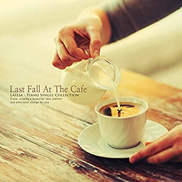 Last fall at that cafe