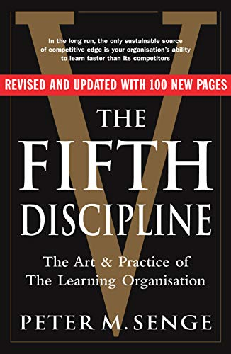 『The Fifth Discipline: The art and practice of the learning organization: Second edition』のトップ画像