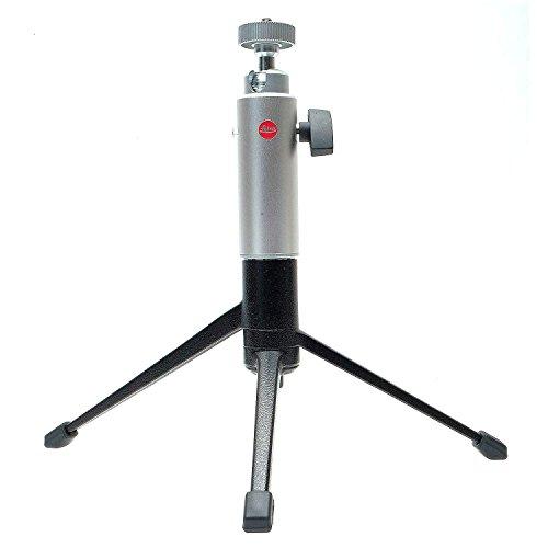 Leica Tischstativ mit DREI ausklappbaren Beinen für M System Kameras (14100)