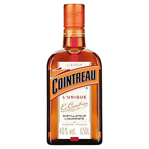 Cointreau Orangenlikör mit 40% vol. in der Margarita Geschenkpackung (1 x 0,7l)   Der perfekte Likör für Cocktails aus 100% natürlichen Zutaten
