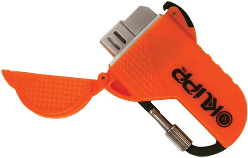 Ultimate Survival Technologies UST KLIPP Lighter, Orange