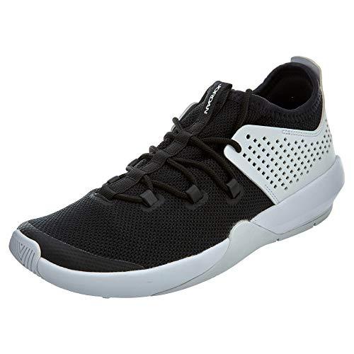 Nike Herren Air Jordan Eclipse Express Sneakers , Schwarz (Blackblackwhite), 45 EU