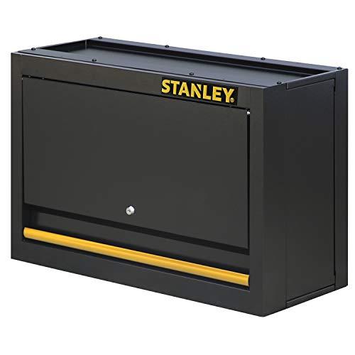 Stanley STST97599-1 Armario Superior para Colgar de 1 Puerta con Cuerpo metálico y Sistema de Cierre