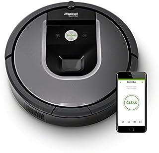 【Amazon.co.jp限定】ルンバ961 アイロボット ロボット掃除機 カメラセンサー カーペット 畳 段差乗り越え wifi対応 自動充電・運転再開 吸引力 マッピング【Alexa対応】