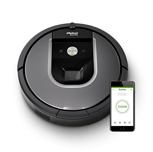 【Amazon.co.jp限定】ルンバ 961 アイロボット ロボット掃除機 カメラセンサー カーペット 畳 段差乗り越え...