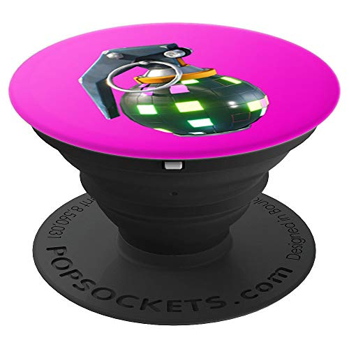 Fortnite Boogie Bomb PopSockets Stand for Smartphones and Tablets - PopSockets Grip and Stand for Phones and Tablets