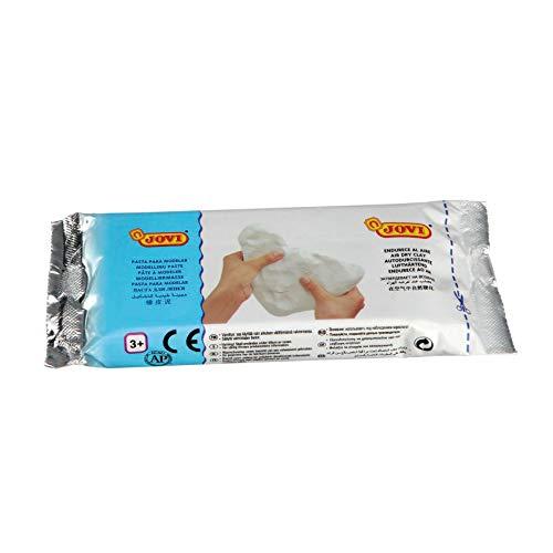 Jovi- Pasta para modelar, Color blanco, 250 gramos (83)