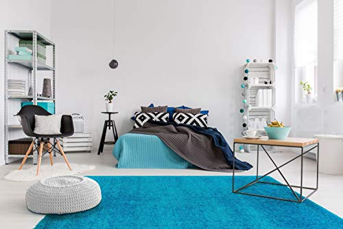 Astra tapijt Matera 200 x 290 cm turquoise