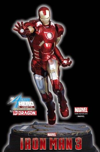 Dragon Models - Dm38125 - Figurine - Bande Dessinée - Iron Man 3 - Mark VII - Action Vignette