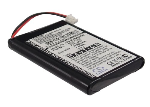 Replacement Battery Part No.ATB-1200 for RTI T2B, T2C, T2Cs, Remote Control Battery